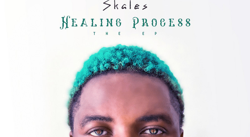 The branding and the music are at loggerheads on Skales' 'Healing Process' [EP Review]