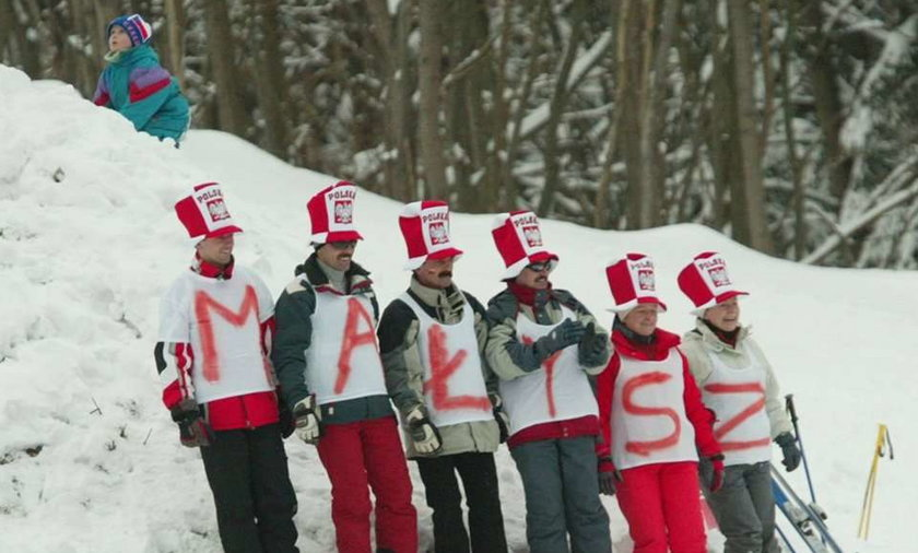 Czesi chcą zarobić na Małyszu