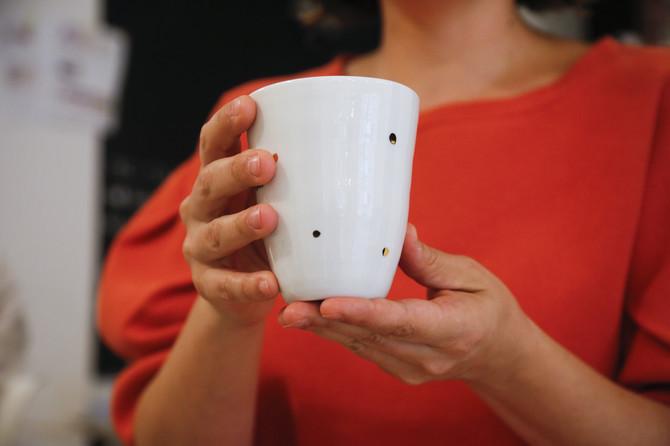 Kafa nije ista ako se pije iz šoljice napravljene u milijardu primeraka ili iz unikatnog komada