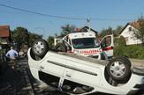saobracajna nesreca Hitna pomoc