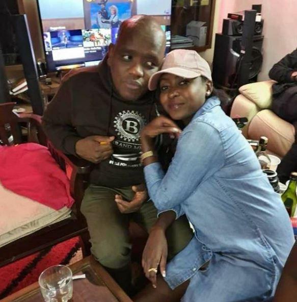Jacque Maribe's message to Dennis Itumbi as he celebrates birthday
