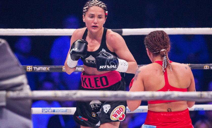 Boks. Tymex Boxing Night 9. 04.10.2019