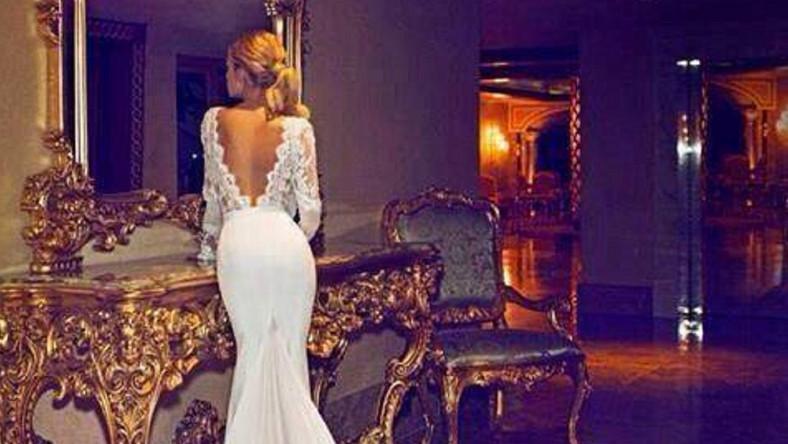 Nieprawdziwa suknia Jennifer Aniston