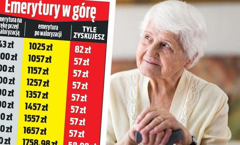 sprawdź swoją emeryturę