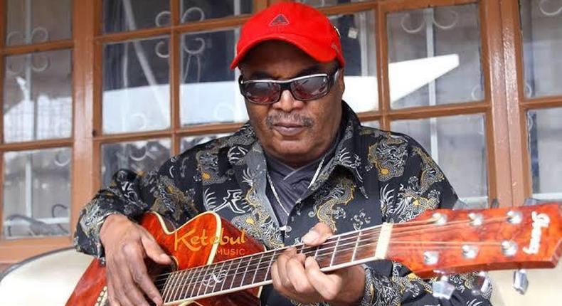DP Ruto mourns fallen Rhumba Maestro Kasongo wa Kanema