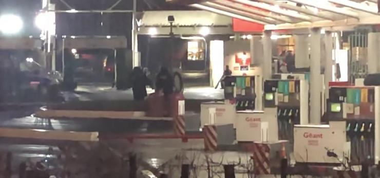 Francuska granata pretnje pumpa prtscn Youtube