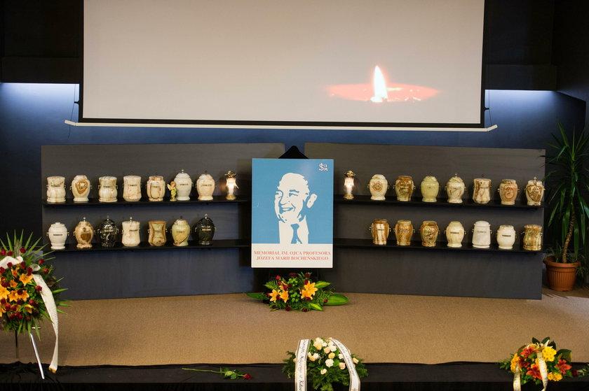 Katowice. Pożegnanie 28 osób, które ofiarowały swoje ciała nauce