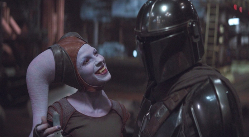 The Mandalorian Strongly Suggested That Mando Has Sex