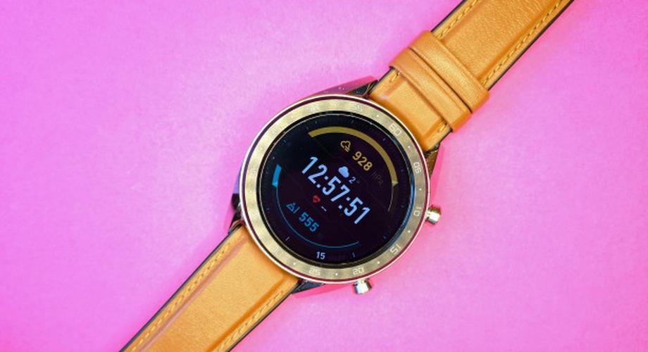 Huawei Watch GT im Test: Rekordverdächtige Akkulaufzeit