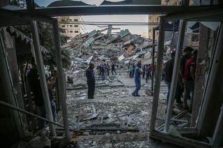 Muzułmanie wyszli na ulice przeciw Izraelowi