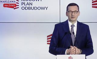 """""""Politico"""": Na szczycie UE różnice co do """"strategicznej autonomii"""" i relacji z USA. Istotny głos premiera Polski"""