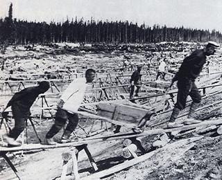 'Sucze wojny' w sowieckich łagrach