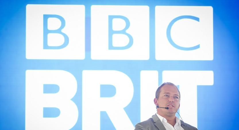 General Manager and Vice President for Africa, BBC Worldwide, Joel Churcher