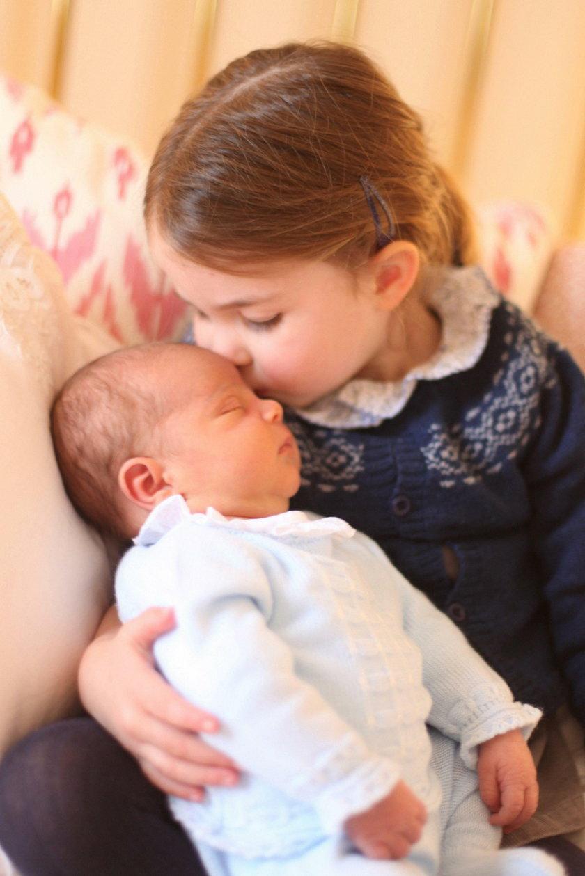 Księżniczka Charlotte i książęLouis