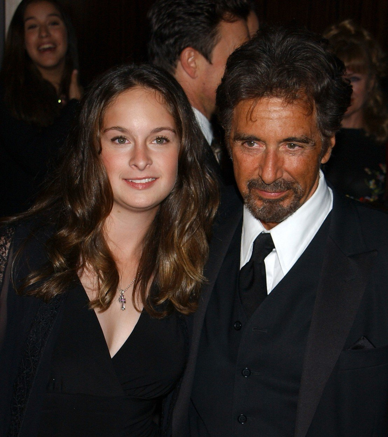 Al Paćino sa ćerkom Džulijom