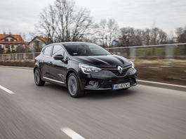 Renault Clio 1.3 TCe 130 KM -mini-Megane