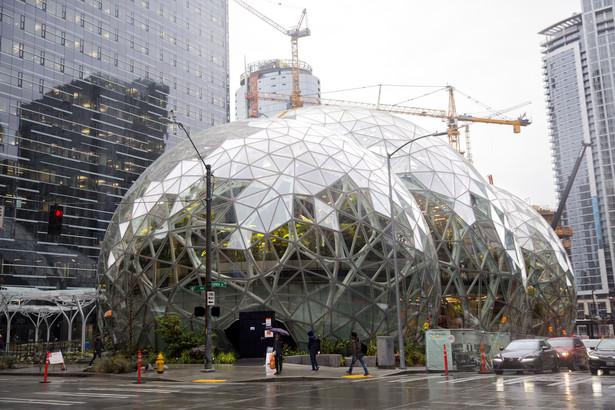 The Spheres, kuliste budynki dla pracowników Amazona w Seattle