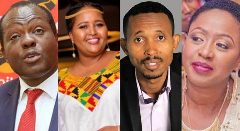 Raphael Tuju, Naisula Lesuuda, Mohammed Ali & Sabina Chege. List of Kenyans Politicians who started as Journalists