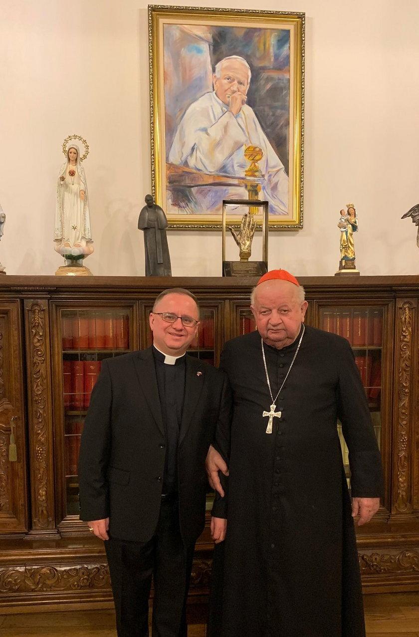 Pozew przeciwko polskiemu księdzu Mirosławowi Królowi o molestowanie seksualne