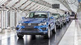 Słowacy po 6 dniach zakończyli strajk w fabryce Volkswagena