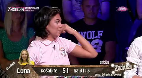 """U """"Zadruzi"""" je plakala zbog bake koja je bolesna: Evo kako Mina Vrbaški sada provodi vreme sa njom!"""