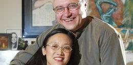 Tymiński wraca! Z chińską żoną poznaną w agencji matrymonialnej!