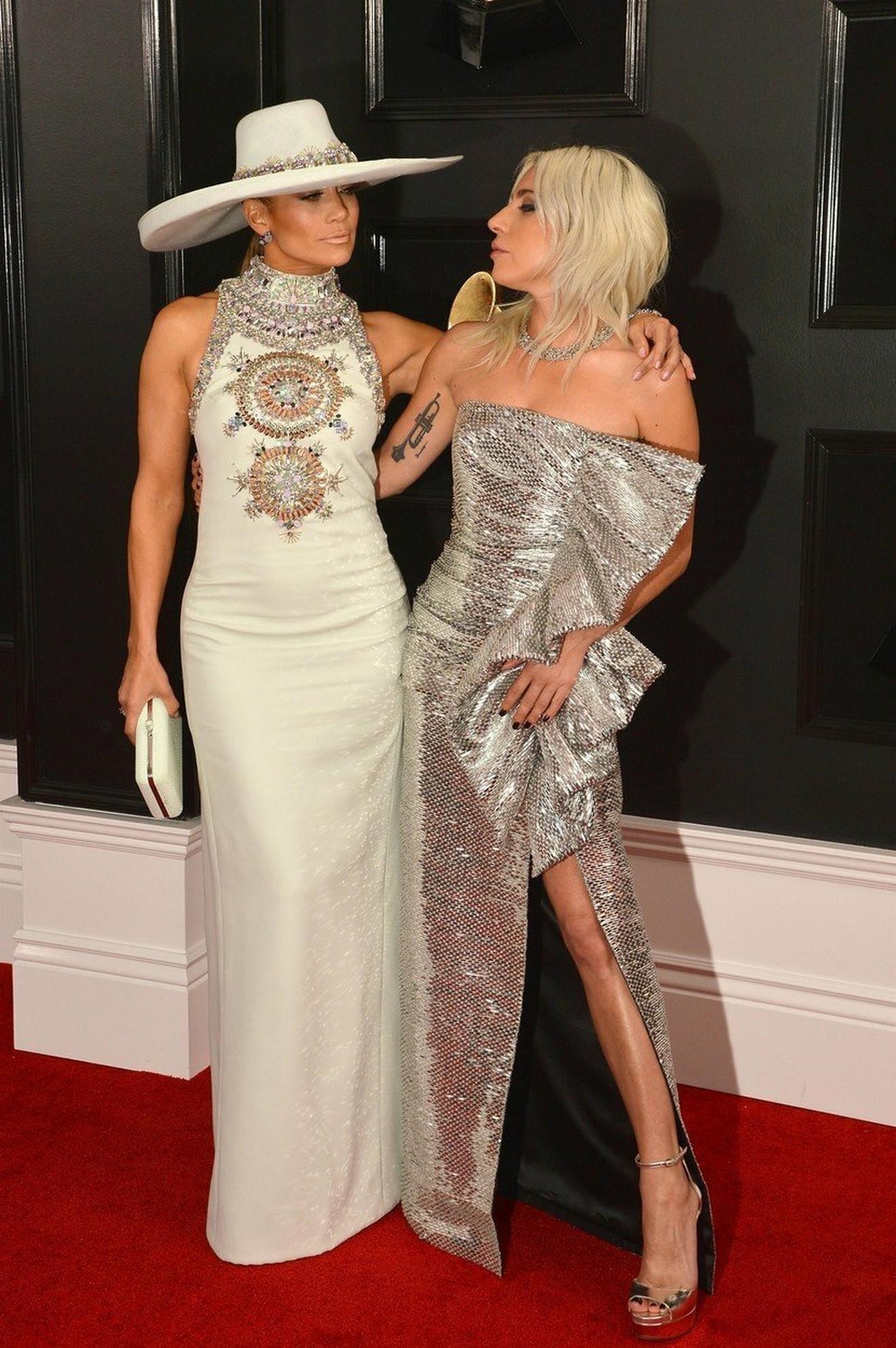 Džej Lo i ledi Gaga