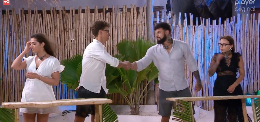"""""""Hotel Paradise"""" pierwsza para pożegnała się z programem! Sprawdź, na kogo zagłosowali uczestnicy [RELACJA]"""