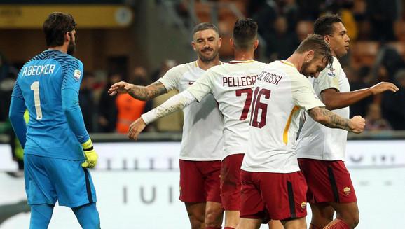 Roma se radovala u Milanu