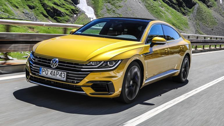 volkswagen arteon elegancka alternatywa test auto wiat. Black Bedroom Furniture Sets. Home Design Ideas