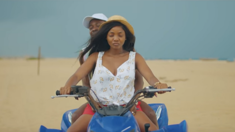 Image result for VIDEO: Adekunle Gold & Simi – Promise