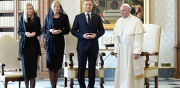 Co prezydent dostał od papieża Franciszka?