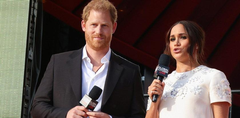 Król i królowa hipokryzji! Harry i Meghan wybrali się do Nowego Jorku walczyć o klimat. Do domu wrócili... prywatnym odrzutowcem