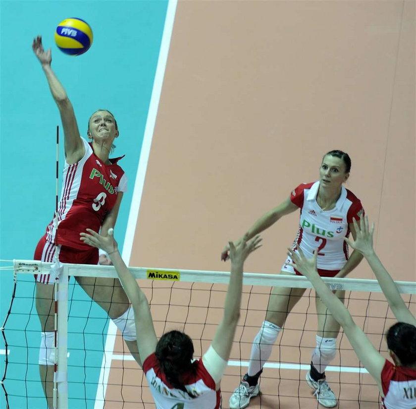 Polskie siatkarki przegrały swój trzeci mecz w finale World Grand Prix