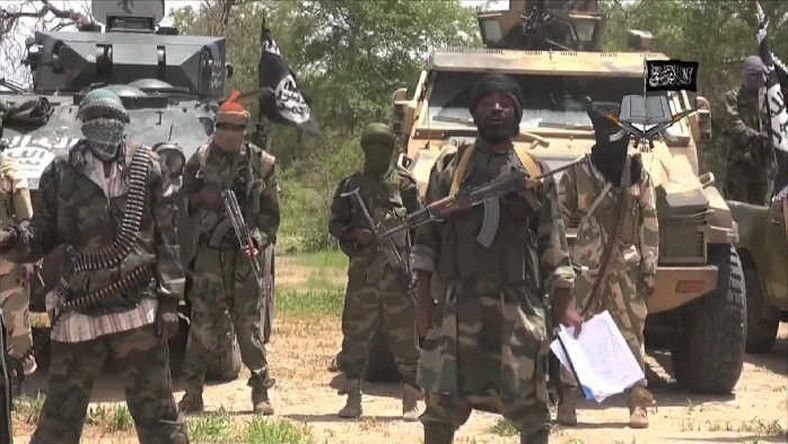 Boko Haram fighters [Daily Trust]