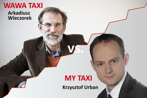 WAWA TAXI vs MY TAXI