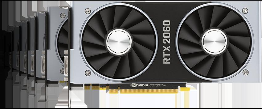 GeForce RTX 2060 možno zažije znovuzrodenie.