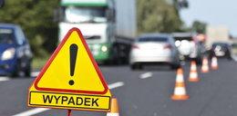 Wypadek na A2. Zablokowana autostrada w kierunku Warszawy