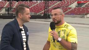 Borys Mańkowski: czekałem na tę chwilę wiele lat