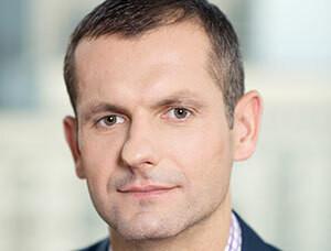 mec. Marek Gizicki, adwokat, lider Zespołu Postępowań Spornych i partner w Deloitte