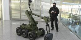 Ten robot to saper na baterie!