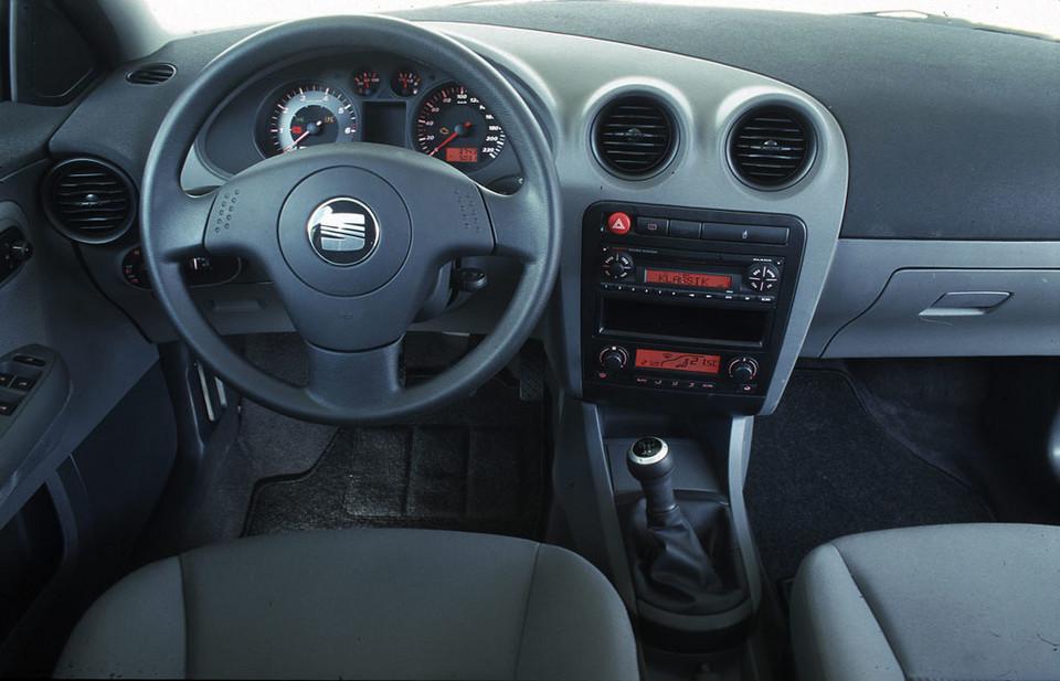 Chłodny Seat Ibiza który silnik wybrać 1.2 czy 1.4? Większy silnik to NM98