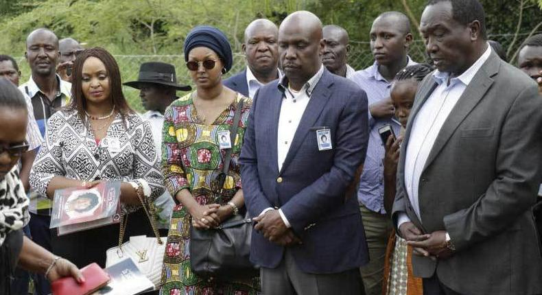 Former President Mzee Daniel Arap Moi to be buried at his Kabarak  Home - family discloses