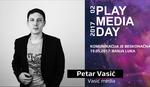 Play Media Day 02: Petar Vasić savetuje kako do keša na društvenim mrežama