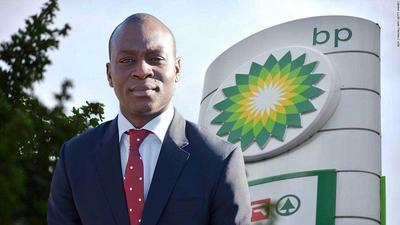 Massaër Cissé nouveau patron de La compagnie pétrolière BP au Sénégal