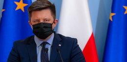 Konferencja prasowa Michała Dworczyka. Co z osobami celowo blokującymi terminy szczepień?