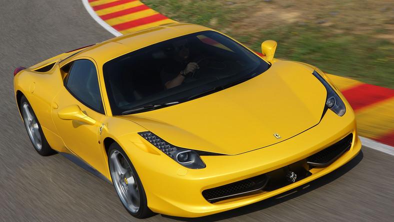 Ferrari kupisz na Śląsku