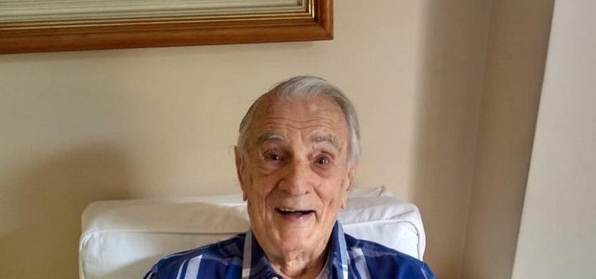Orlando Drummond nie żyje. Miał 101 lat. To jego głosem mówił Scooby-Doo!