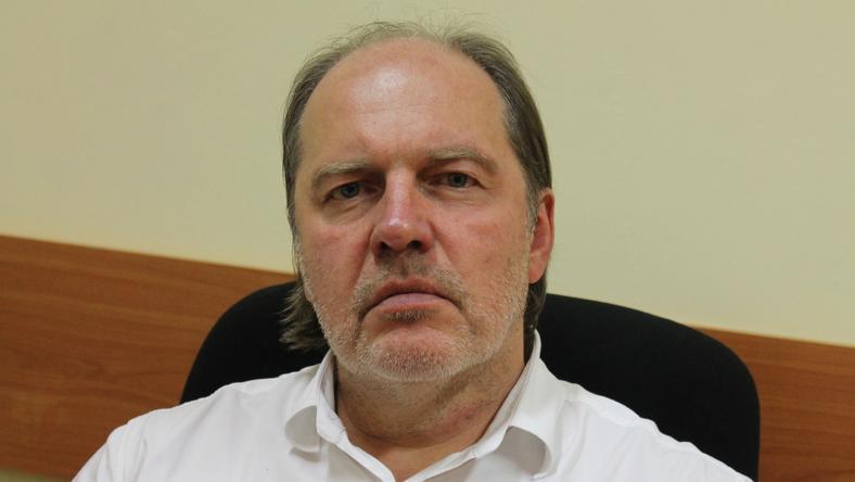 Rafał Jankowski, szef Niezależnego Samorządnego Związku Zawodowego Policjantów