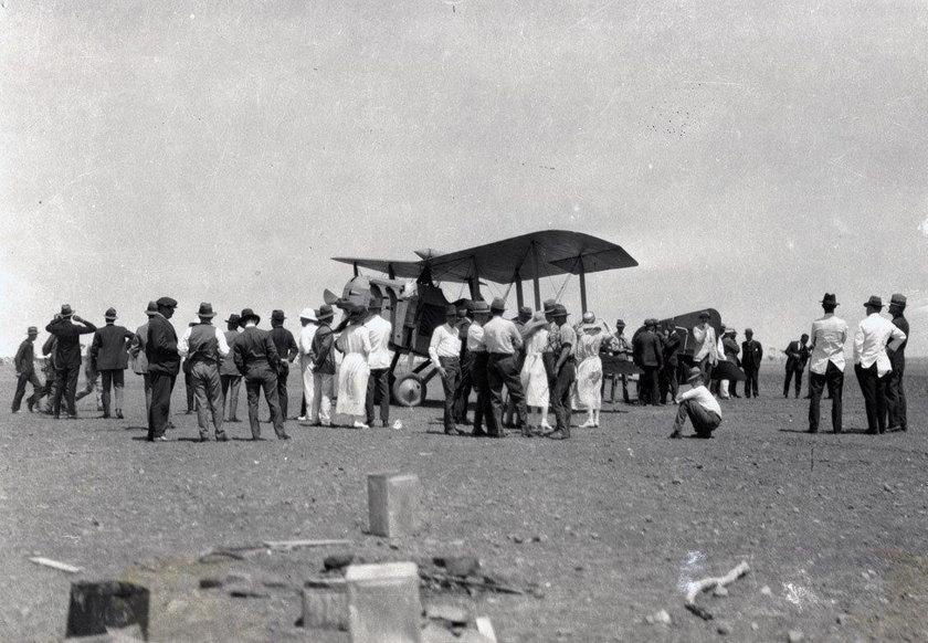 Tak się kiedyś latało! Linie Qantas obchodzą stulecie istnienia